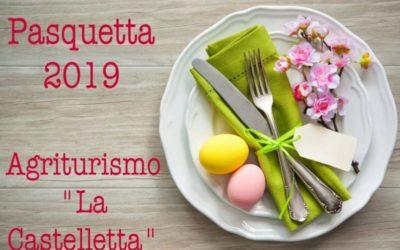 Pasquetta 2019 in stile Castelletta