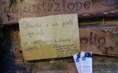 Festa di Castagne al Borgo 2019