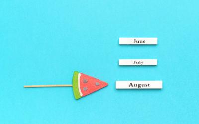 Degustazione del mese di Agosto
